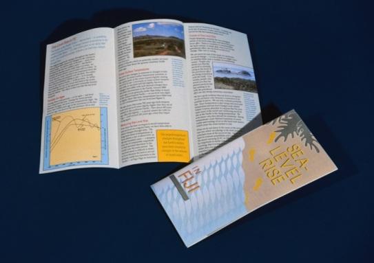 Fiji Sea Level Rise brochure