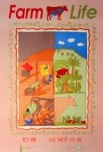 Farm for Life Environmental Poster