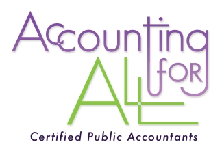 Accounting For All wordmark