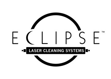 Eclipse Laser Cleaning Systems - b/w logotype