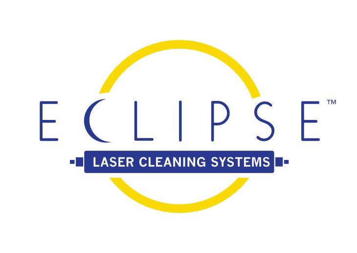 Eclipse Laser Cleaning Systems - 2/c logotype