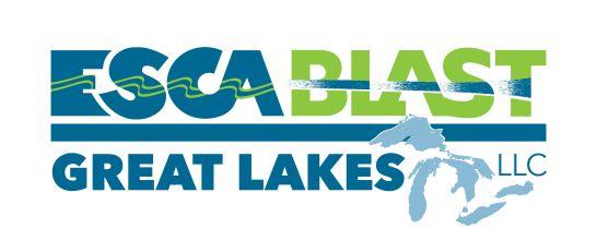 ESCA Blast Great Lakes, LLC - 2/c wordmark
