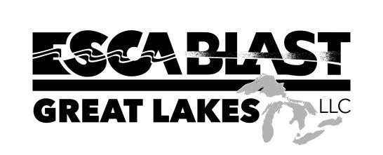 ESCA Blast Great Lakes, LLC - B/W wordmark