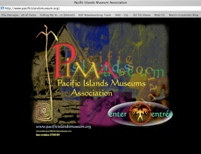 PIMA Website (2001)