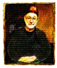 """Dad's Birthday • Digital Art • 5""""x6"""""""