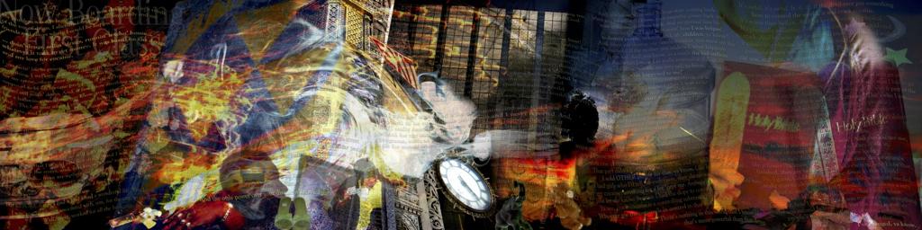 "Jane's ~ Telling My Story Detroit 36""x120"", Digital Giclee print, 2006 © Mara Jevera Fulmer"