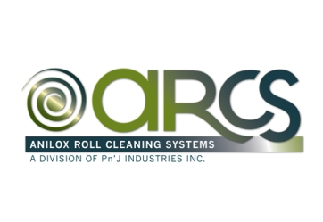 ARCS - Anilox Roll Cleaning Systems - 4/c Wordmark