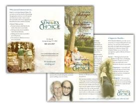 A Senior's Choice - brochure