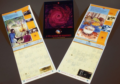 Disaster Management Calendar