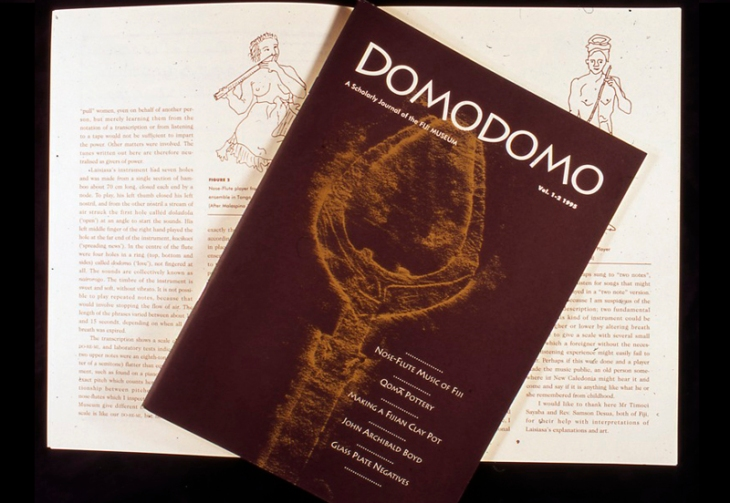 Domodomo Scholarly publication