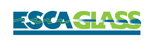 ESCA Glass - 2/c Wordmark