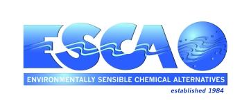 ESCA (Environmentally Sensible Chemical Alternatives) - 4/c Wordmark