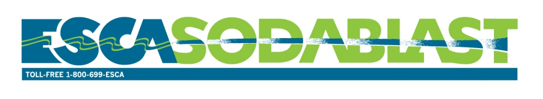 ESCA Sodablast - 2/c Wordmark