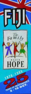 The Family, Fiji's Hope, art direction, design by Josefa Uluinaceva