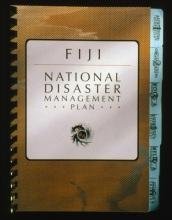 Fiji National Disaster Management Plan book design