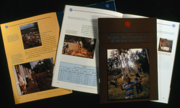 Ministry of Rural Development, Fiji, Annual Report
