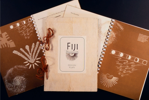 Fiji Museum Design Plan