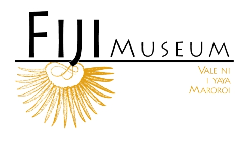 Fiji Museum logo - horizontal version