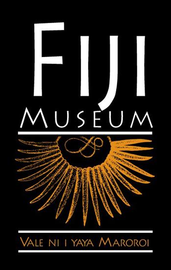 Fiji Museum logo - vertical version