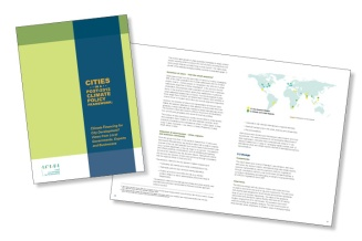 ICLEI - Cities in a Post-2012 Climate Policy Framework Report
