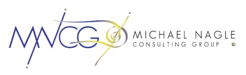 MNCG - Monogram & Full Name, horizontal, full color