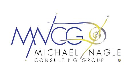 MNCG - Monogram & Full Name, vertical, full color