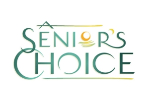 A Senior's Choice logo - 4/c