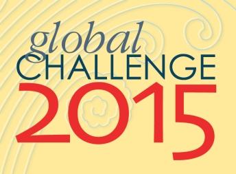 UNWFUNA Global Challenge 2015, Beijing, T-Shirt
