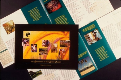 University of the South Pacific viewbook