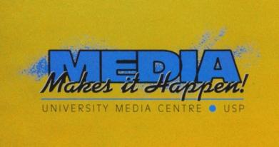 USP Media Center promo t-shirt