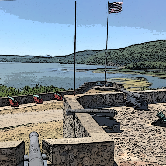 Fort Ticonderoga views