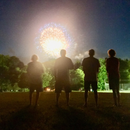 Friends for Life, July 4th, 2018